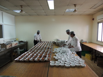 Industrial Catering