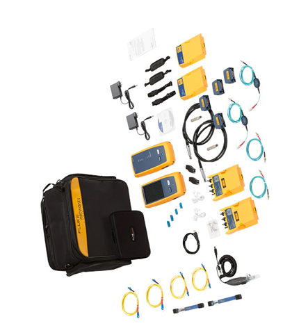 Fluke Networks DSX2-8000QI Cable Analyzer for Copper Cable Certifiers